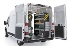 RAM ProMaster Electrical Package, RPS-11 Installed, Rear Passenger View