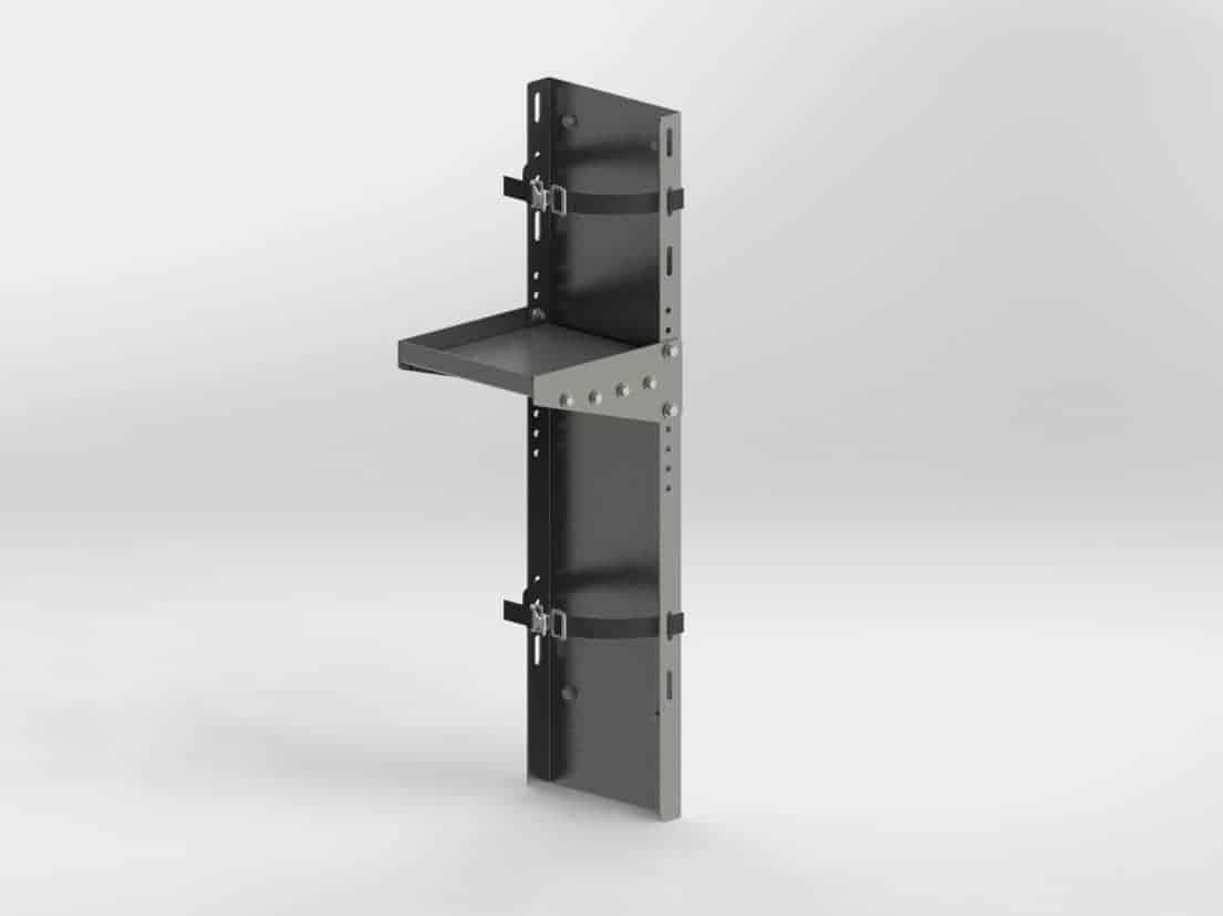 Hvac Van Shelving Amp Racking Systems
