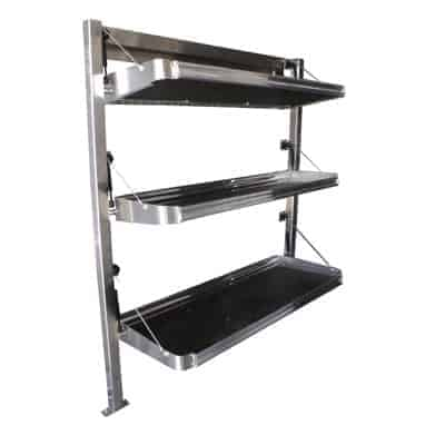 Ranger Design Foldable Van Shelving - 83/84/85 Series