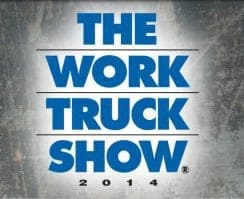 The Work Truck Show 2014