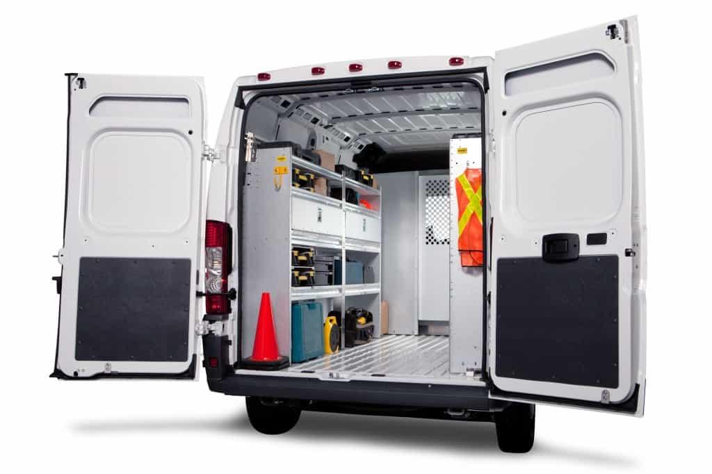 Ram Promaster Van Shelving Systems Ranger Design