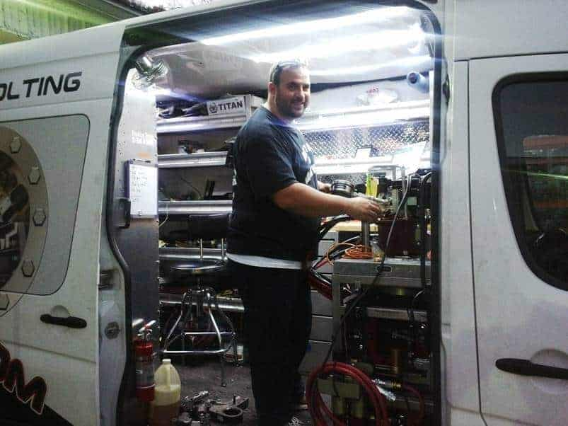 Why Design And Function Are Key For A Cargo Van Interior
