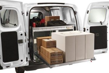 City Express Delivery Package, Rear Center Aisle