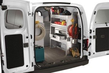City Express Electrical Package, Rear Passenger Side