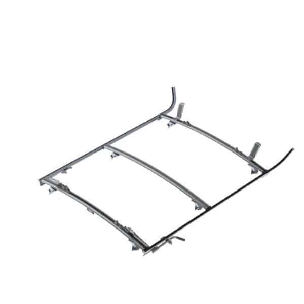 double side ranger ladder rack  3 bar system  gm  ford full