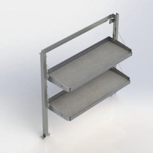 Fold-Away-Cargo-Van-Foldable-Shelving-System-2-Levels-8548-2