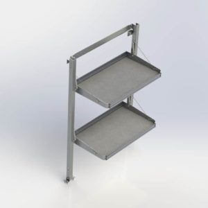 Fold-Away-Cargo-Van-Foldable-Shelving-System-8436-2