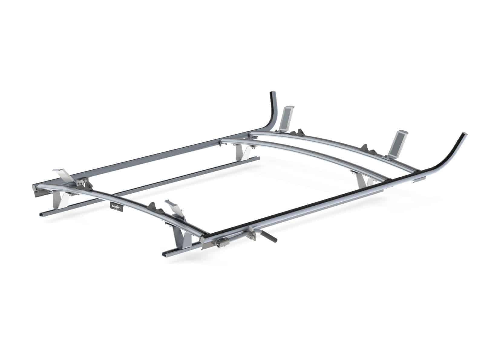Double Side Ranger Ladder Rack 3 Bar System Ram
