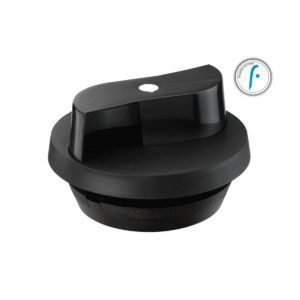 Flettner Wind Driven Roof Vent For Cargo Vans, #6050