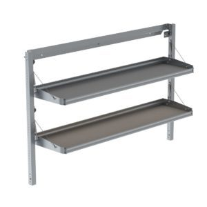 Fold-Away-Cargo-Van-Foldable-Shelving-System-2-Levels-8572-2