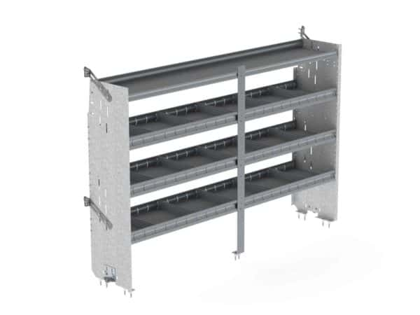 Ford-Transit-Shelving-System-HR-Square-Back-Deep-Also-Fits-Sprinter-ProMaster-NV-F87-T