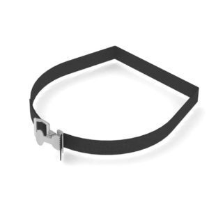 Nylon Strap Van Accessory 36 Long Black, #6096