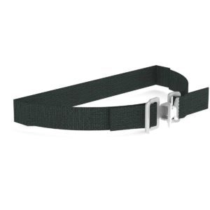 Nylon Strap Van Accessory 48 Long Black, #6097