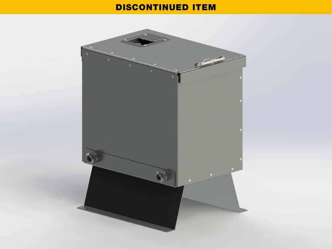 Removable Raised Base For Model #5043/5045 Cab Box (DISCONTINUED)
