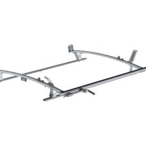 Single Side Max Rack Aluminum 2 Bar Nissan Nv High Roof