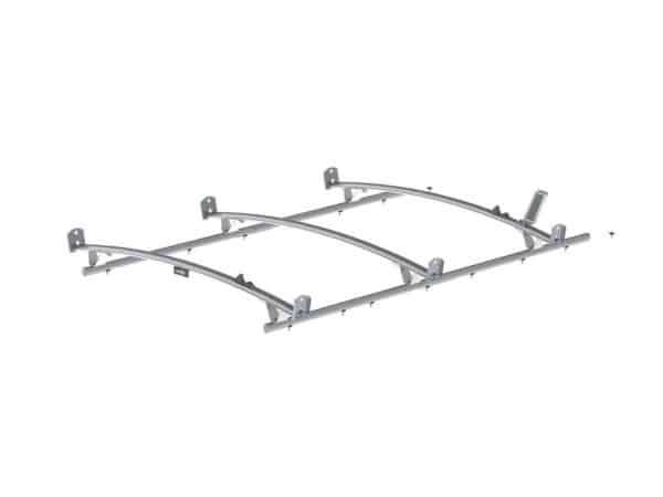 Standard Mercedes Sprinter Ladder Rack, 3 Bar System, #1510-DH3