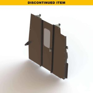 Swing-Door-Cargo-Van-Partition-Nissan-NV-HR-3069-NH-discontinued
