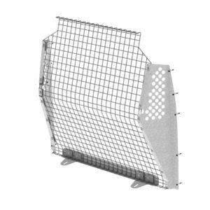 Transit-Connect-Partition-Contoured-Wire-Mesh-C13-E