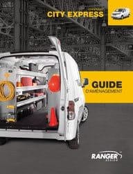 Guide d'aménagement Chevrolet City Express PDF