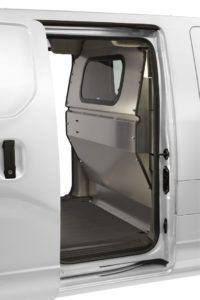 City Express Side View Vehicle Partitions