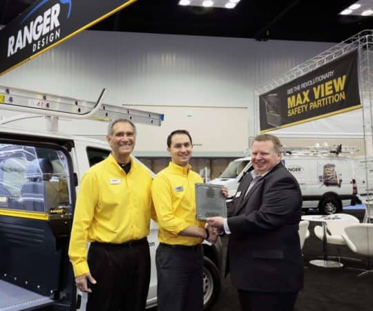Work Truck Show 2016 Innovation Award Ranger Design