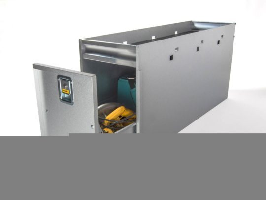 Enclosed Trailer Accessory: Tool Drawer, X02-A