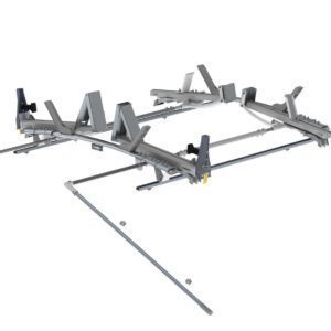 Double-Side-Max-Rack-Aluminum-2-Bar-Ford-Transit-LWB-1830-FTL