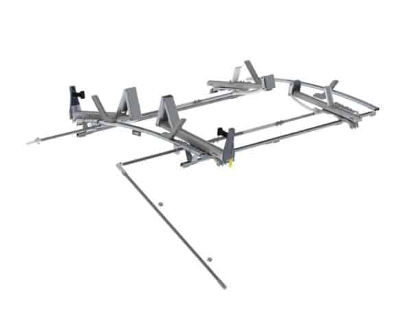 Double-Side-Max-Rack-Aluminum-2-Bar-Ram-ProMaster-136-Wheelbase-1830-PHM