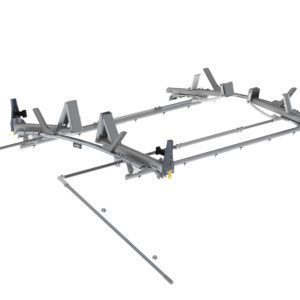 Double Side Max Rack Aluminum 2 Bar Sprinter Universal Fit, 1830-DH