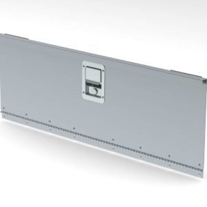 Locking-Door-Aluminum-With-Stainless-Handle-38-7-8W-X-12-1-16H-7731
