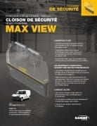 Max View cloison Promaster City brochure finale FR icone