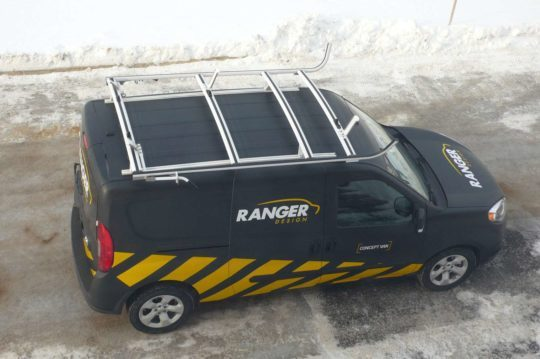A Quick Guide To Van Roof Racks Ranger Design
