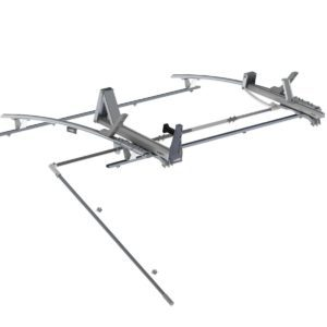 Single-Side-Max-Rack-Aluminum-2-Bar-Ford-Transit-LWB-1820-FTL