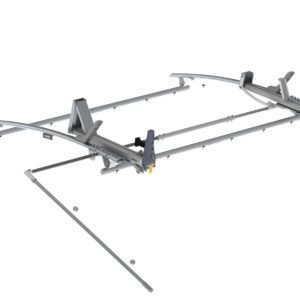 Single-Side-Max-Rack-Aluminum-2-Bar-Sprinter-Universal-Fit-1820-DH