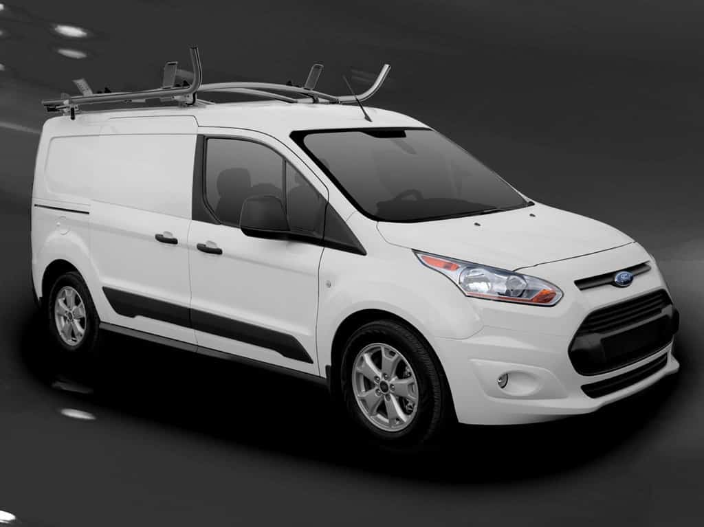 Ford Transit Connect Ladder Rack Heavy Duty Aluminum
