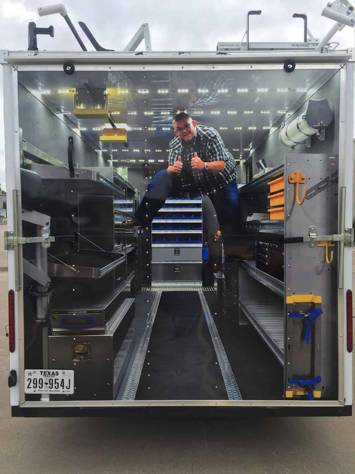 Enclosed Trailer Shelving >> Don't Buy Any Other Aluminum Trailer Shelves Until You ...