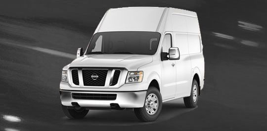 Nissan NV Upfit Assistance Program