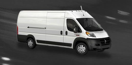 ram promaster van shelving systems