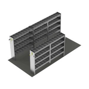Contractor-Van-Shelving-Package-Box-Truck-Trailer-14-ft-B210