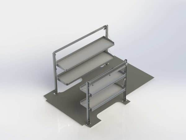 Delivery-Van-Shelving-Package-GM-Savana-Express-A319
