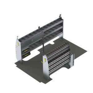 Electrician-Van-Shelving-Package-GM-Savana-Express-A311