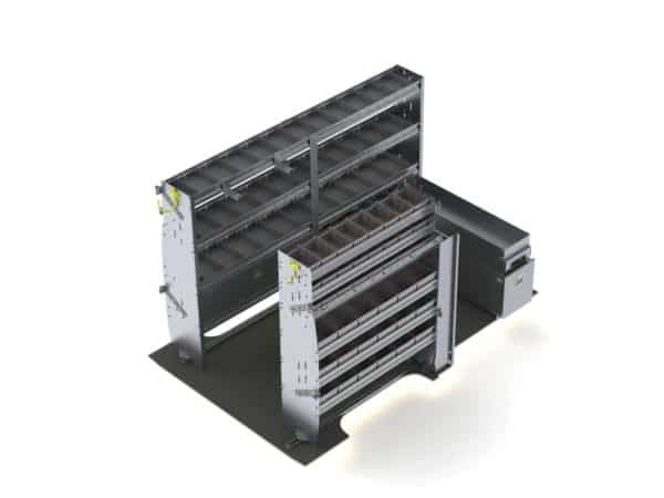 Electrician-Van-Shelving-Package-Nissan-NV-High-Roof-K311