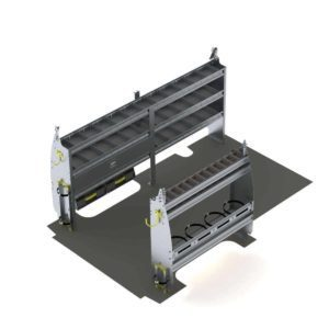 HVAC-Van-Shelving-Package-GM-Savana-Express-A312