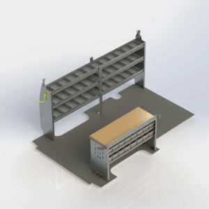 Mobile-Service-Van-Shelving-Package-GM-Savana-Express-A316
