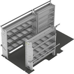 Contractor Van Shelving Ford Transit, Z10-F4