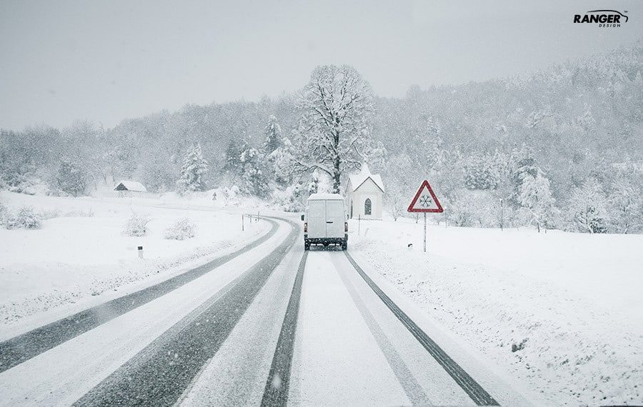 Winter Emergency Kit for Your Commercial Vehicle