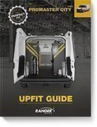 RAM ProMaster City Upfit Guide