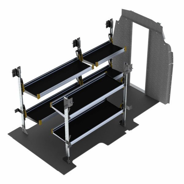 Delivery Van Shelving Package, Ford Transit High Roof - FTH-19