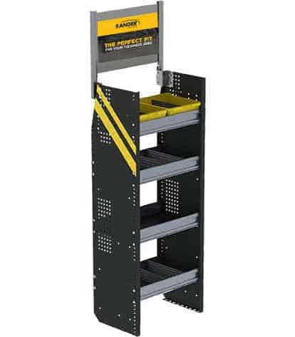 Ranger Design Shelving Systems
