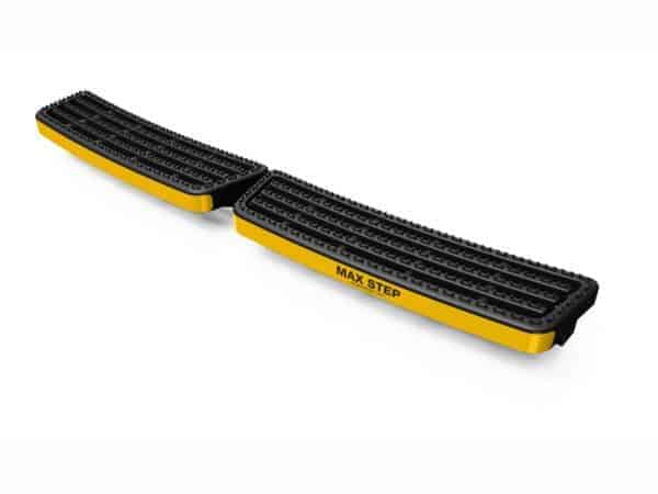 Max Step, Ford Transit Rear Step, #6550-FT